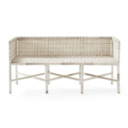 Pacifica Bench - Driftwood | Serena and Lily