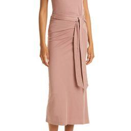 Pima Cotton Sleeveless Dress | Nordstrom