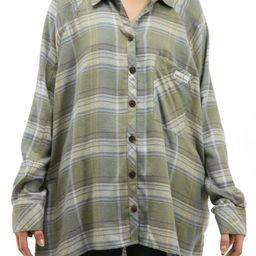 Brendan Flannel Shirt   Nordstrom