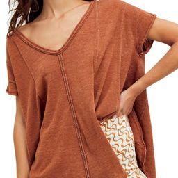 Sammie V-Neck Short Sleeve T-Shirt | Nordstrom