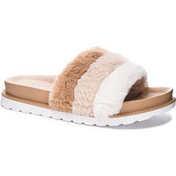 Treat Faux Fur Slide Slipper   Nordstrom