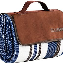 Extra Large Picnic & Outdoor Blanket Dual Layers for Outdoor Water-Resistant Handy Mat Tote Sprin...   Amazon (US)