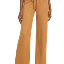 Lucy Rib Pants | Nordstrom