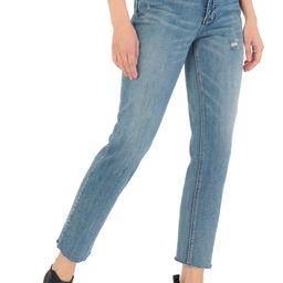Rachael High Waist Crop Mom Jeans | Nordstrom | Nordstrom