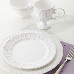Neiman Marcus White Tile 16-Piece Dinnerware Set | Neiman Marcus