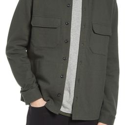Slim Fit Shirt Jacket | Nordstrom
