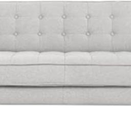 Sunpan Modern 5West Sofas, Light Grey Fabric   Amazon (US)