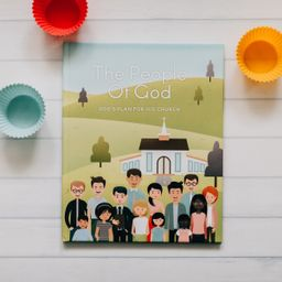 The People of God - Children's Book | The Daily Grace Co.