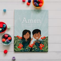 Amen - Children's Book | The Daily Grace Co.