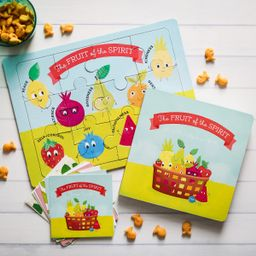 The Fruit of the Spirit Children's Bundle | The Daily Grace Co.