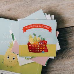 The Fruit of the Spirit Verse Card Set - Kids | The Daily Grace Co.