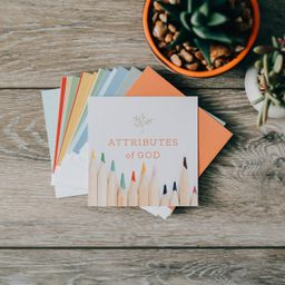 Attributes of God Verse Card Set - Kids | The Daily Grace Co.