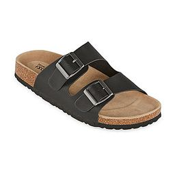 Arizona Fireside Womens Footbed Sandals   JCPenney