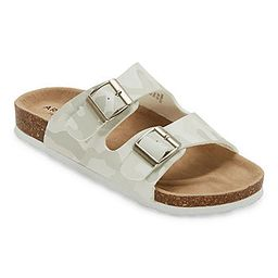 Arizona Fireside Womens Footbed Sandals | JCPenney
