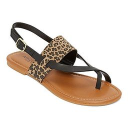 Arizona Womens Song Strap Sandals | JCPenney