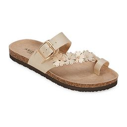 Arizona Sail Womens Footbed Sandals | JCPenney