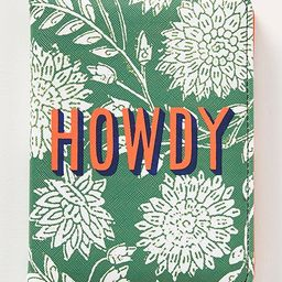 Pencil & Paper Co. Howdy Passport Holder | Anthropologie (US)