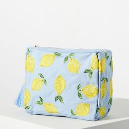 Embroidered Pouch | Anthropologie (US)
