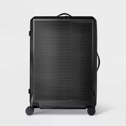 """Hardside 29"""" Checked Suitcase - Open Story™ 
