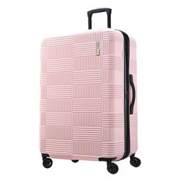 """American Tourister 28"""" Checkered Hardside Spinner Suitcase 