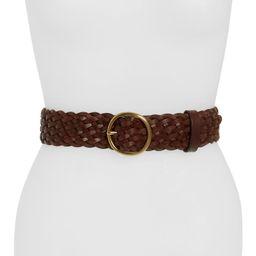Braided Leather Belt | Nordstrom