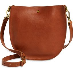 The Small Transport Leather Saddle Bag | Nordstrom