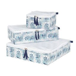 Ricardo Beverly Hills 3-Piece Packing Cubes | Kohl's