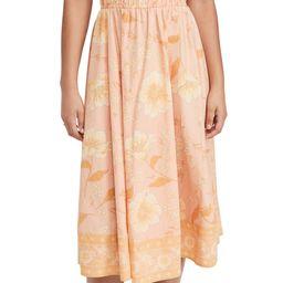 SPELL Sloan Soiree Dress - Peach   Shopbop