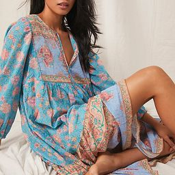 Love Story Boho Dress by Spell at Free People, Sky Blue, S   Free People (US)
