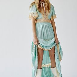 Spell & They Gypsy Ocean Gown by Spell and the Gypsy Collective x Free People at Free People, Seafoa   Free People (US)