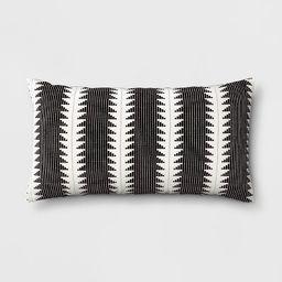 Oversize Lumbar Woven Global Pillow - Threshold™ | Target