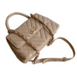 'Harper' Chevron Top Handle Bag (2 Colors)   Goodnight Macaroon