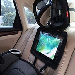Tablet Holder for Rear and Forward Facing Children. Slim, Lightweight and Perfect for When Using ... | Amazon (US)
