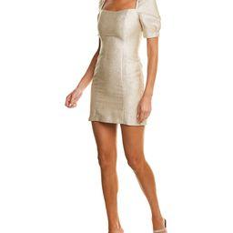 BB Dakota Power Puff Mini Dress | Gilt