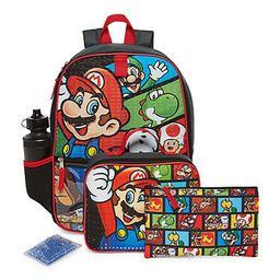 Boys Super Mario Backpack   JCPenney