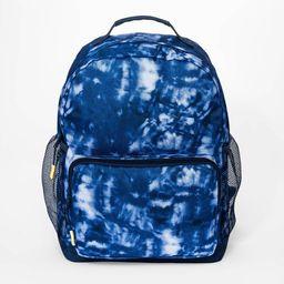 Boys' Tye-Dye Backpack - Cat & Jack™ Blue | Target