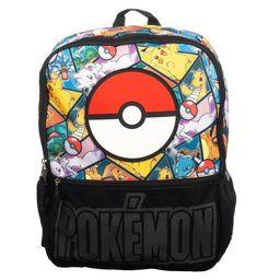 "Pokemon Mesh Pocket 16"" Kids' Backpack | Target"