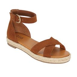 a.n.a Womens Blaze Ankle Strap Flat Sandals | JCPenney