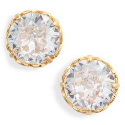that sparkle round stud earrings   Nordstrom
