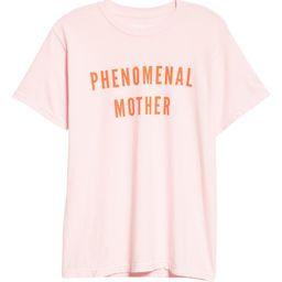 Mother Graphic Cotton Tee | Nordstrom