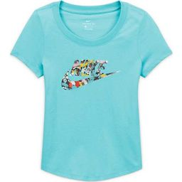 Nike Girls' Sportswear School Floral Graphic T-shirt   Academy Sports + Outdoor Affiliate