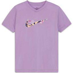 Nike Girls' Dri-FIT Flower Power T-shirt   Academy Sports + Outdoor Affiliate