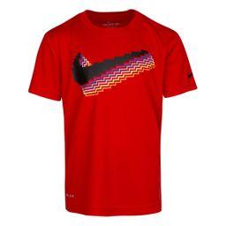 Boys 4-7 Nike Pixelated Swoosh Graphic Tee | Kohl's