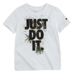 Boys 4-7 Nike Just Do It Wild Run Logo Tee | Kohl's