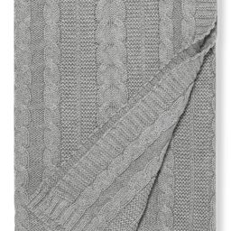 Cable Knit Throw   Nordstrom   Nordstrom