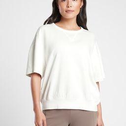 Modern Sundown Sweatshirt Tee   Athleta