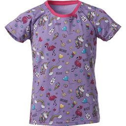 BCG Girls' Rainbow Print Graphic T-shirt   Academy Sports + Outdoor Affiliate