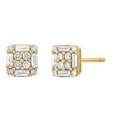 Gatsby Diamond Stud Earrings   Nordstrom   Nordstrom