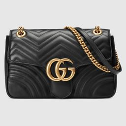 GG Marmont medium matelassé shoulder bag | Gucci (US)