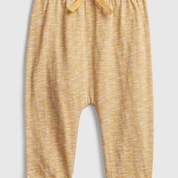 Baby 100% Organic Cotton Pull-On Pants | Gap (US)